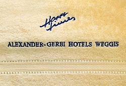 Alexander Gerbi Hotels Weggis